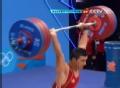奥运视频-卡尔加挺举174kg成功 举重男子69kg级