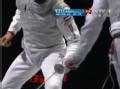 奥运视频-雷声小碎步觅机会 点刺得手追回一分