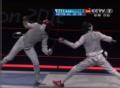 奥运视频-阿波卡西姆急速反击 雷声防守出漏洞
