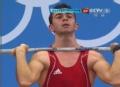 奥运视频-卡尔加挺举177kg成功 举重男子69kg级