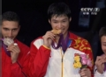 奥运视频-雷声赢中国花剑首金 汗水凝聚书历史