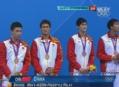 中国男泳摘铜视频-创造历史 孙杨拼到体力不支