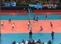 奥运视频-德米特里闪电扣杀 男排巴西VS俄罗斯