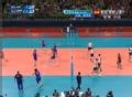 奥运视频-穆尔斯基拦网截击 男排巴西VS俄罗斯
