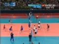 奥运视频-卢卡斯后排暴力重扣球 巴西VS俄罗斯
