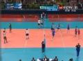 奥运视频-米哈伊洛夫高跳挂斜线 对手猝不及防