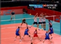 奥运视频-赫特伊开网强攻过3人 巴西教练显无奈