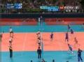 奥运视频-丹特拉开重扣球 击碎俄罗斯逆天救球