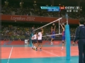奥运视频-穆利洛炮制对方吊球 巴西赢得第三局