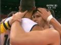 奥运视频-巴西火爆扣杀演横扫 3-0完胜俄罗斯