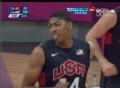 奥运视频-戴维斯演空中接力 男篮美国VS突尼斯