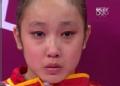 奥运视频-体操女团赛后采访 中国姑娘泪别奖牌