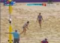 奥运视频-张希吊球轻松得分 沙排女子小组赛
