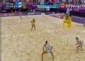 奥运视频-塞姆勒后排扣杀得分 沙排女子小组赛