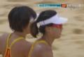 奥运视频-张希薛晨2-0速胜希腊组合 女子沙排