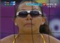 奥运视频-塞姆勒转身救球出界 沙排女子小组赛
