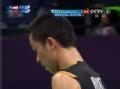 奥运视频-陶菲克推压中路得手 男羽单打16强赛