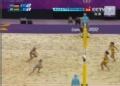奥运视频-沙排女子小组赛 德国2-0战胜毛里求斯