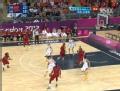 奥运视频-毛里西奥命中三分 女篮中国VS安哥拉