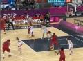 奥运视频-女篮预选赛A组 中国33-31领先安哥拉