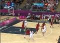 奥运视频-赵爽45度上篮得分 女篮中国VS安哥拉