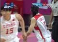 奥运视频-宋晓云内线抛投得分 中国VS安哥拉