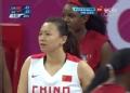奥运视频-马增玉篮下摘球打2+1 中国VS安哥拉