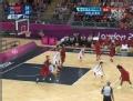 奥运视频-卡姆法弧顶命中3分 女篮中国VS安哥拉