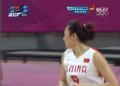 奥运视频-关馨内线背打跳投命中 中国VS安哥拉