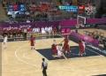 奥运视频-纪妍妍接传球跳投得分 中国VS安哥拉