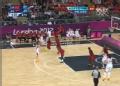 奥运视频-陈楠内线跳投命中 女篮中国VS安哥拉