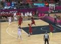 奥运视频-马增玉外线中压哨三分 中国VS安哥拉