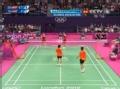 奥运视频-瑟斯瑟恩克姆侧飞暴扣 混双1/4决赛