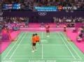 奥运视频-菲舍尔近网抢攻杀球 混双1/4强决赛
