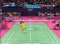奥运视频-裵延姝连续轻挑球 女羽中国VS韩国