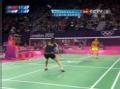 奥运视频-王仪涵连续暴扣得分 女羽中国VS韩国