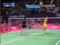 奥运视频-王仪涵暴扣轻挑球 女羽中国VS韩国