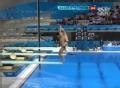 奥运视频-中国组合201B获高分 男双3米跳板决赛