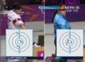 奥运视频-陈颖第一组5枪全场最高 射击25米手枪