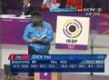 奥运视频-陈颖第二组总分追韩国 射击25米手枪