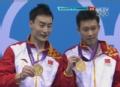 秦凯罗玉通夺冠视频-中国第14金 477分绝对优势