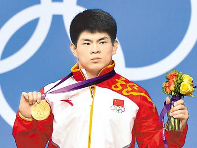 林清峰夺冠。