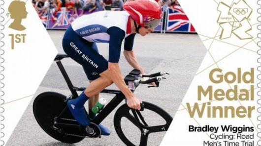 英国皇家邮政奥运期间将连夜为获得金牌的英国运动员印制特别纪念邮票。图片来源:BBC英伦网。