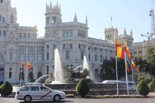 马德里关闭485个喷泉 年省540万欧元(组图)
