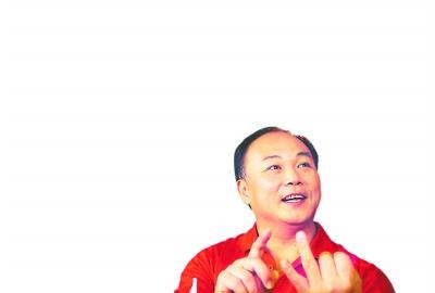 林清峰挺起所有压力