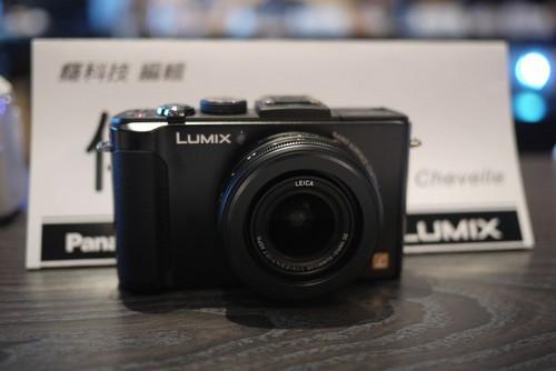 八月底到货 松下LX7将在台湾正式上市