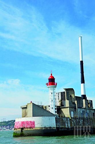 勒阿佛尔是塞纳河口的最重要的海港