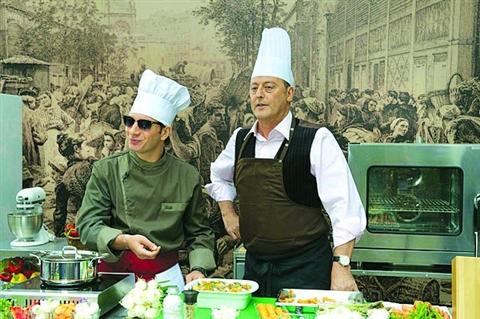 全集电影图片大作战(组图)美食美食哈尔滨陕西夏日大图片