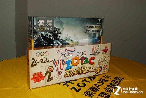 喝彩中国1899买索泰GTX560Ti送奥运礼品 (1)