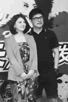 -王岳伦、李湘夫妇宣传新片图TP